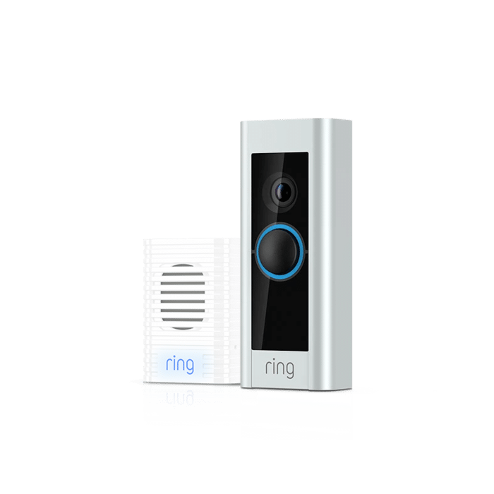 Ring Pro Design with Chime